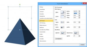 Pyramide in PPT 2010 6